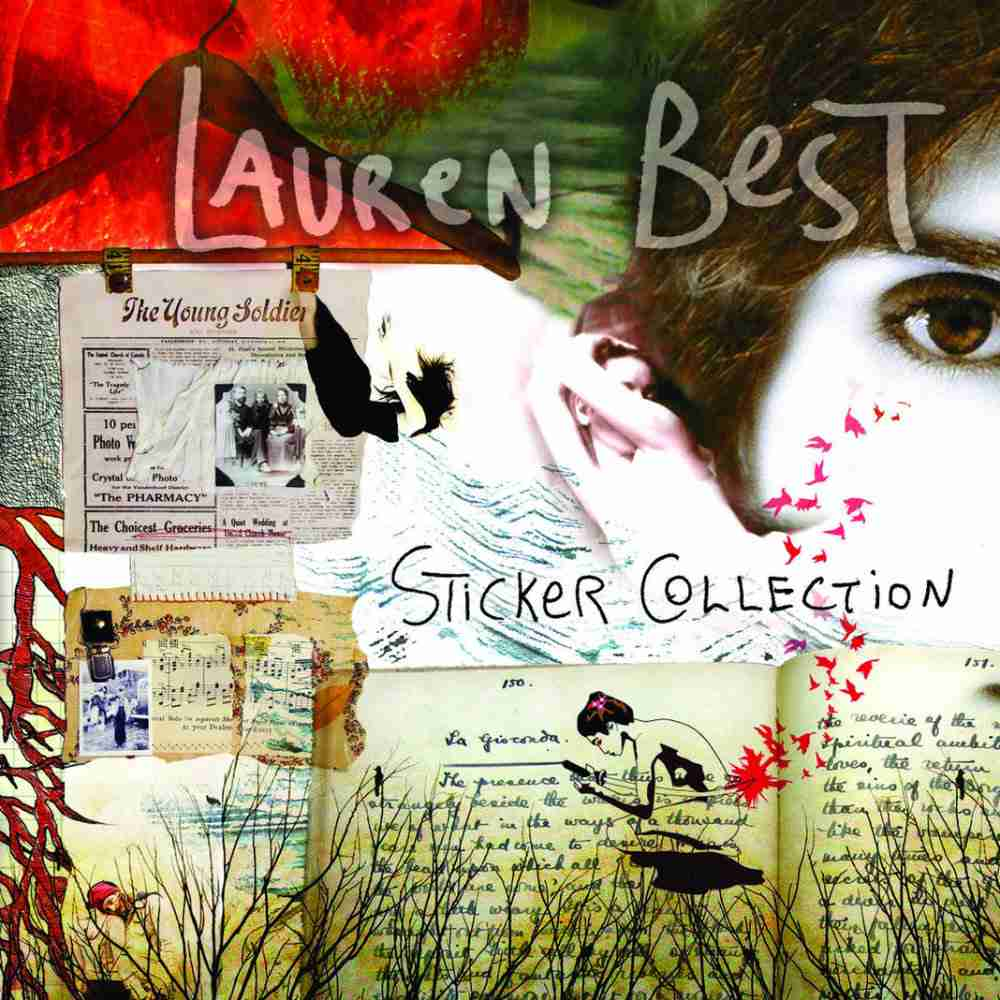 Sticker Collection - 12 Song Album by Lauren Best